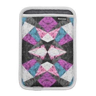 iPad Mini Sleeve Marble Geometric Background G438