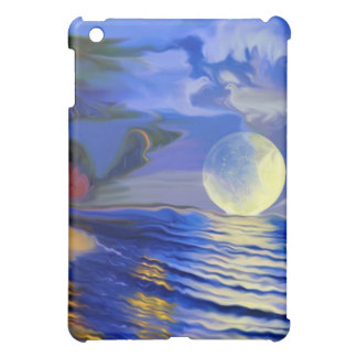 IPAD/ PHONE CASES- Moonlight and roses Case For The iPad Mini