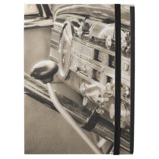iPad Pro Case Packard Dashboard