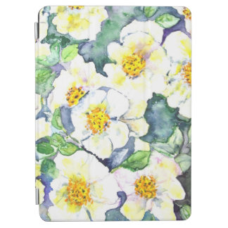 IPad Pro Cover 9.7 Watercolor Flowers Roses