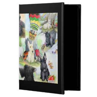 IPad Scotties in the Whippety Wood iPad Air Covers