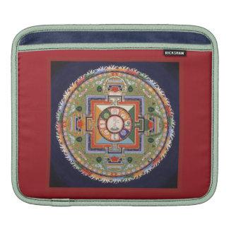 iPAD SLEEVE - Mandala of Chenrezig - Compassion