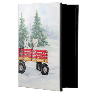 IPad snowy adventures iPad Air Covers