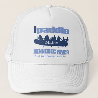 ipaddle (Kennebec River) Trucker Hat