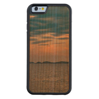 Ipanema at Sunset Rio de Janeiro Brazil Carved Cherry iPhone 6 Bumper Case