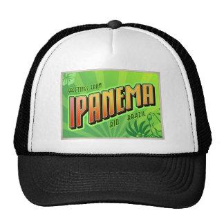 IPANEMA TRUCKER HAT