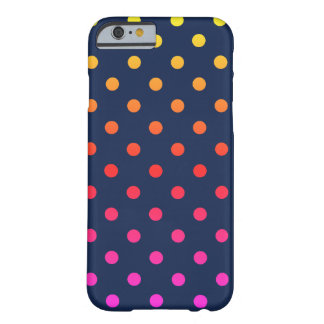 Ipanema Polka Dots Barely There iPhone 6 Case
