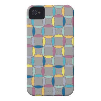 iPhone4 Case-Mate Game Circles Dark Grey Case-Mate iPhone 4 Case