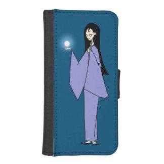 iPhone5/5s Kimono Woman Case