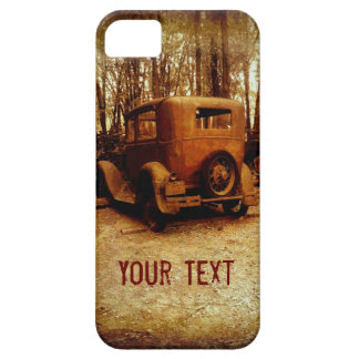 iphone5 case rusted classic car photography