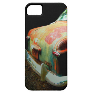 iphone5 case vintage rusted classic car photo art