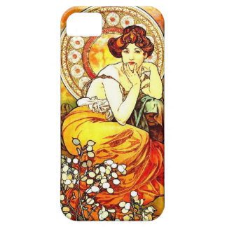 Iphone5 case with kind Nouveau image iPhone 5 Cover