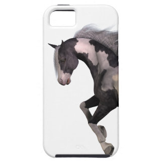 iPhone5 cover Case covering motive savage Horse iPhone 5 Covers