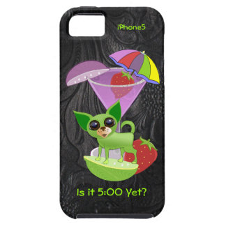 iPhone5 Lime Chihuahua Case iPhone 5 Covers