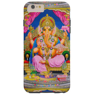 IPHONE6  LORD GANESH TOUGH iPhone 6 PLUS CASE