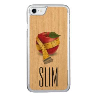 iPhone6 Slim Apple - SRF Carved iPhone 7 Case