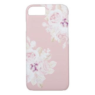 IPhone7 case of romantic rose handle