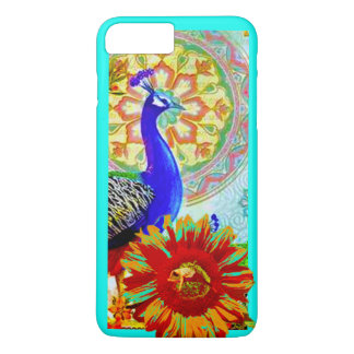 IPHONE8 THE PEACOCK DESIGNS Case-Mate iPhone CASE