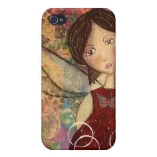 Iphone 3g/3gs Case - Original art - Angel