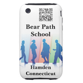 iPhone 3G/3Gs Case Template Elementary School