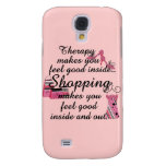 iPhone 3G/3GS Shopping Therapy Case Samsung Galaxy S4 Covers