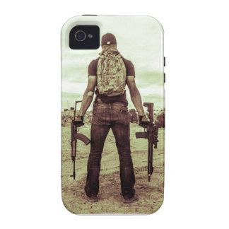 iPhone 4/4s Gunslinger Case iPhone 4/4S Cover