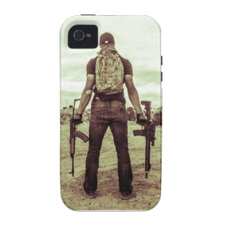 iPhone 4/4s Gunslinger Case iPhone 4/4S Cover