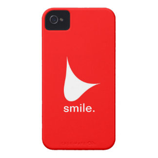 iPhone 4/4S ID/Credit Card Smile Case