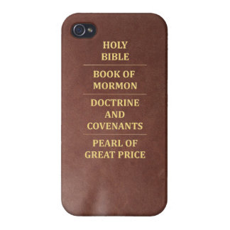 iPhone 4/4s - LDS Quad cover - Brown iPhone 4 Covers