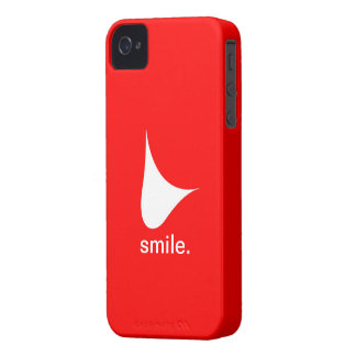 iPhone 4/4S Smile Case-Mate iPhone 4 Covers
