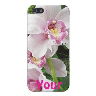 iPhone 4/4S Speck Case Pink Dendrobian Orchids Cover For iPhone 5/5S