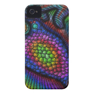 """Iphone 4 case, Angie Muller """"Man and Fish"""" iPhone 4 Case-Mate Case"""