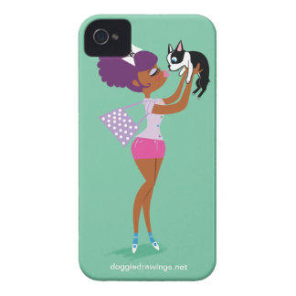 """iPhone 4 Case: Boogie Loves All-Mighty """"Mazeppa"""" iPhone 4 Case-Mate Case"""