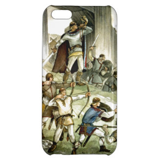 iPhone 4 Case: Estonian Viking Battle Call Cover For iPhone 5C