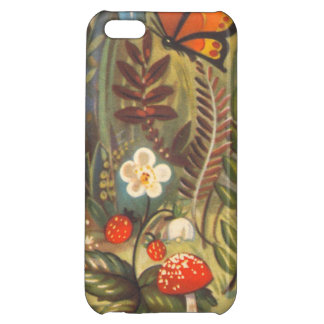 iPhone 4 Case: Fairytale / Muinasjutt Cover For iPhone 5C
