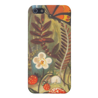 iPhone 4 Case: Fairytale / Muinasjutt iPhone 5/5S Cover