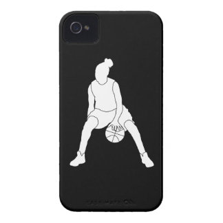 iPhone 4 Case-Mate Dribble Silhouette Black iPhone 4 Cover