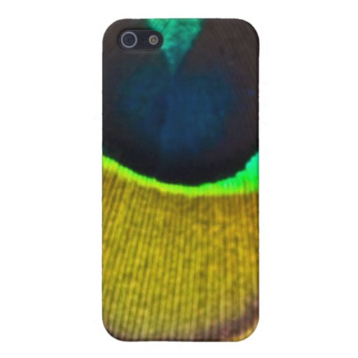 iPhone 4 Case - Peacock Feather