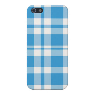 iPhone 4 Case - Solid Plaid - Breakers