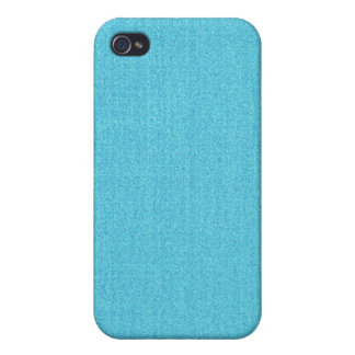iPhone 4 Case - Textured Solid - Powder Blue