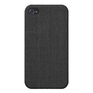 iPhone 4 Case - Textured Solid - Slate