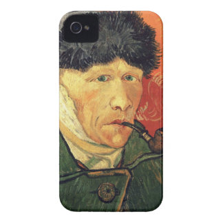 iPhone 4 Case Van Gogh Self Portrait Bandaged