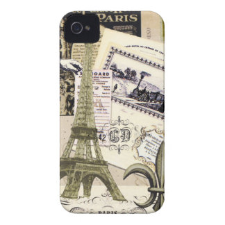 iphone 4 case.. .Vintage Everything Paris iPhone 4 Cover