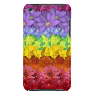 IPhone 4 case with Floral Spectrum