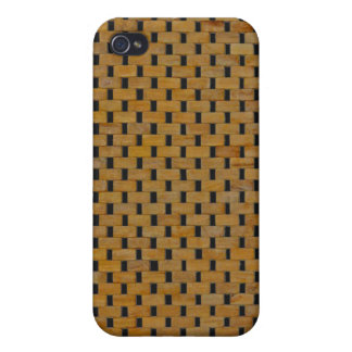iPhone 4 Case - Woods - Blocks on Black