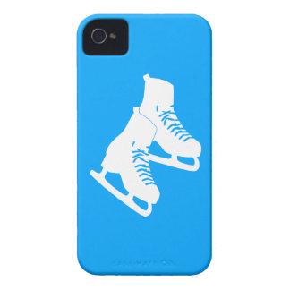 iPhone 4 Ice Skates Blue Case-Mate iPhone 4 Cases