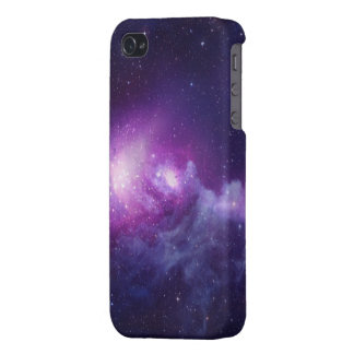 iPhone 4 Matte Finish Galaxy Cover For iPhone 4