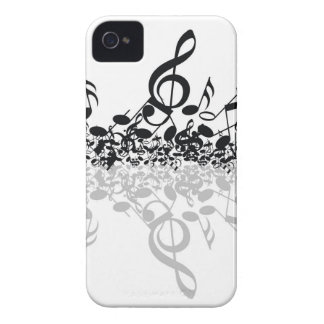 iPhone 4 Musical comedy iPhone 4 Case-Mate Case