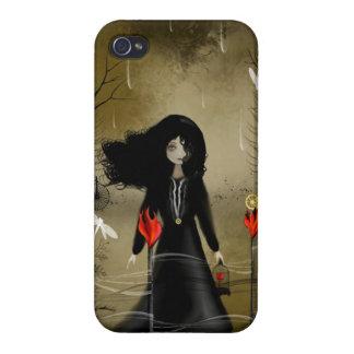iPhone 4 Steampunk Dark Valentine iPhone 4/4S Covers