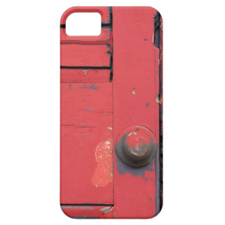 iPhone 5/5S, Barely There Red Door Case